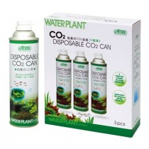 ISTA DISPOSABLE CO2 CANISTER 3PC
